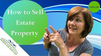 Sell parents house after death | How to sell estate property