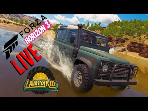 live stream archive 5/10/16 | Forza Horizon 3 ON PC | Causing some havoc