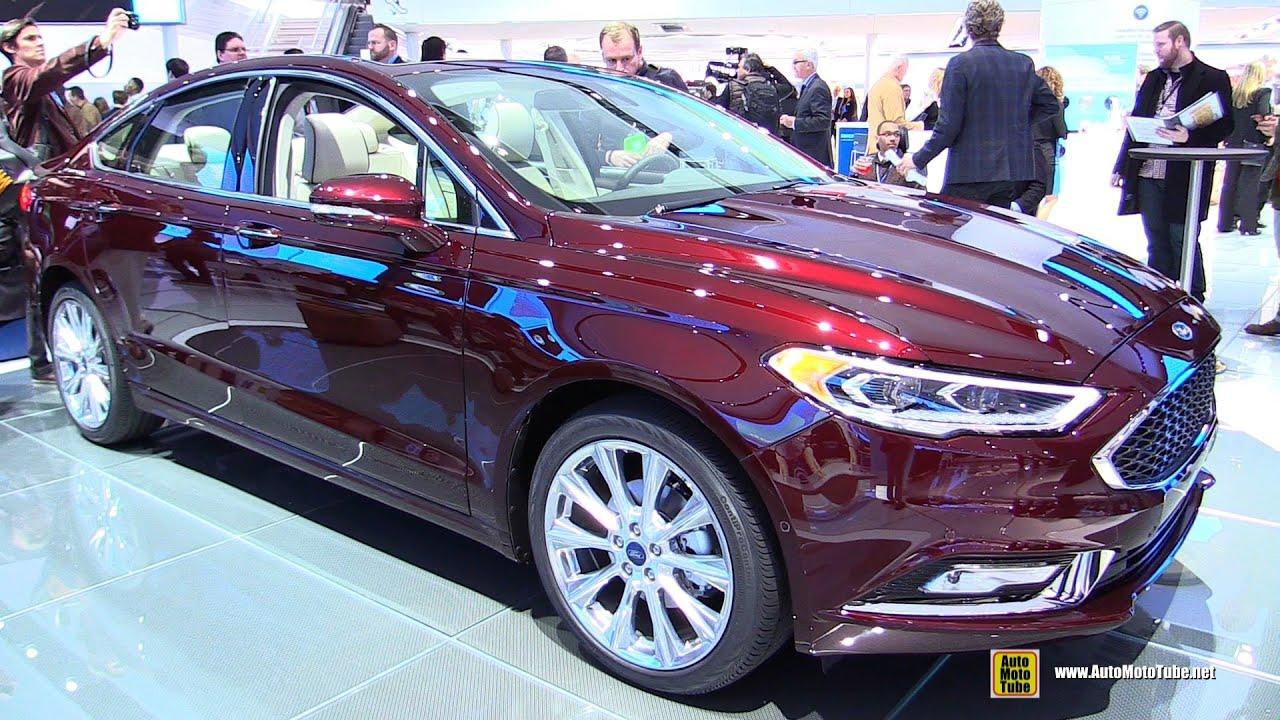 2017 ford fusion platinum exterior and interior. Black Bedroom Furniture Sets. Home Design Ideas
