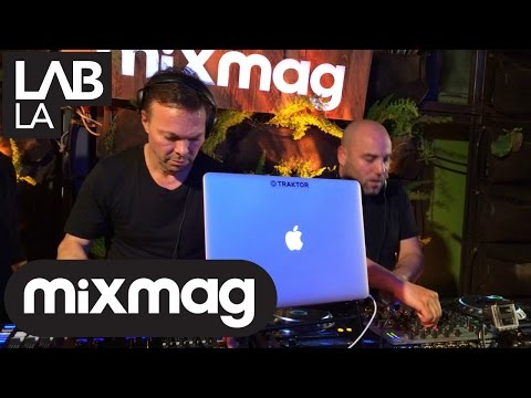 PETE TONG and JESSE ROSE All Gone Miami '15 Lab LA takeover (DJ Sets)