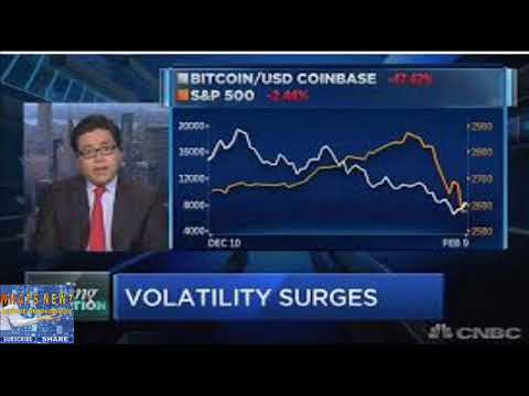 How bitcoin's plunge may have been a precursor to market turmoil