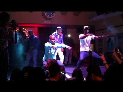 El chuape-Ponme to eso palante En vivo en Hard Rock Cafe
