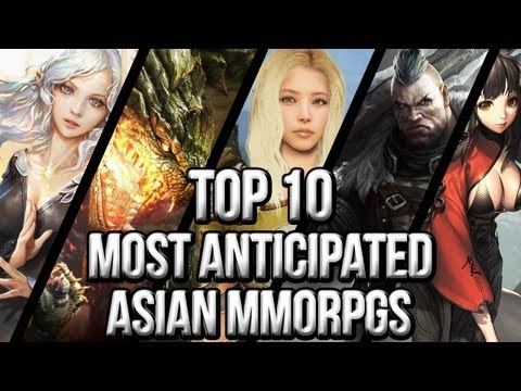 Top 10 Most Anticipated Asian MMORPG Games!