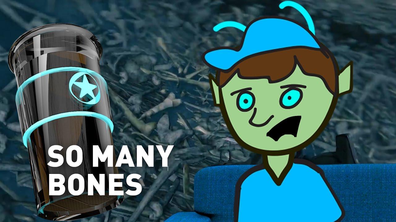 So many bones playing destiny youtube