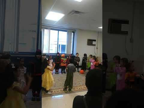 Cacc Montessori school Halloween Oct 2018