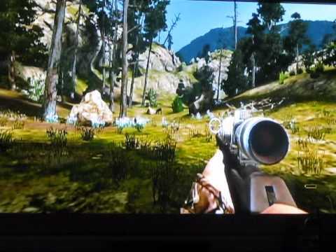 Cabelas Big Game Hunter 2010 (Mission 2)