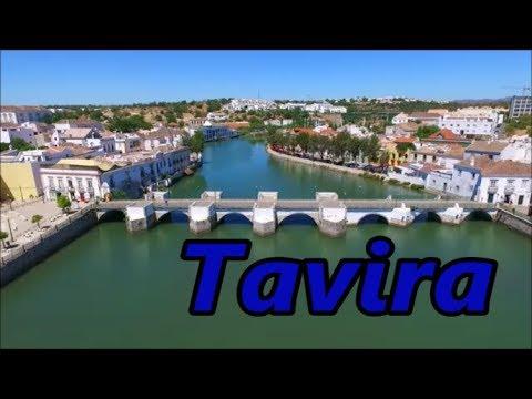 Tavira/Algarve/Portugal ««Vista Aérea - Aerial View»»