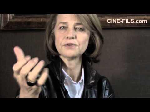 CHARLOTTE RAMPLING on LOOKS  cinefils.com