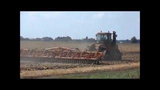 Wheat Harvest 2013 (UK) Velcourt EB Farms