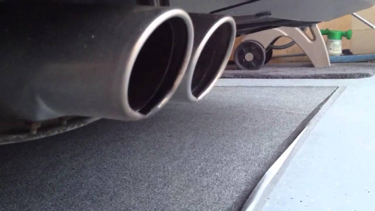 2004 infiniti g35 sedan stock exhaust [ 1280 x 720 Pixel ]