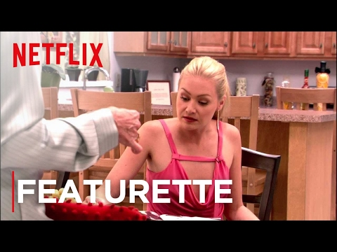 Arrested Development - Behind the Scenes - Portia de Rossi's Favorite Moments