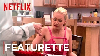 Arrested Development - Behind the Scenes | Portia de Rossi's Favorite Moments | Netflix