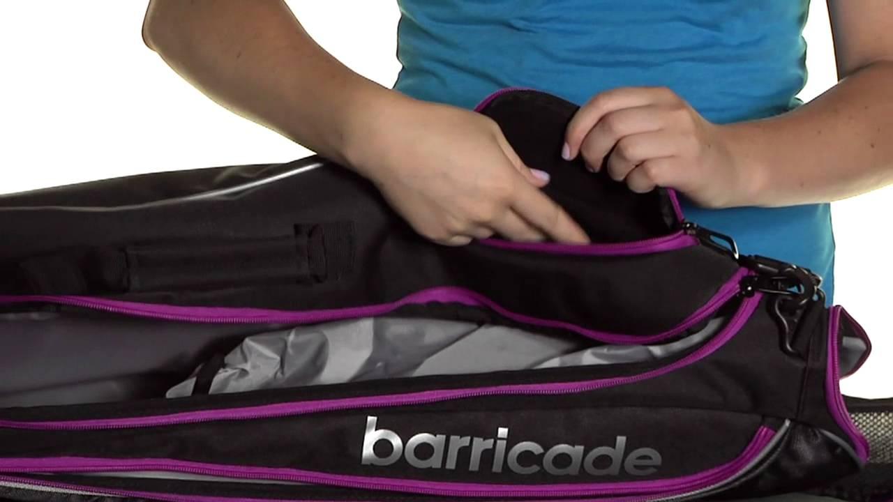 b4404e44b3dd adidas Barricade 3 Tour 3 Pack - YouTube