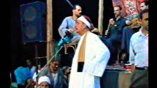 الشيخ شرف التمادى (نهاية قصة المعجزات الرسول صلى الله عليه وسلم)حفلة بنها القليوبية