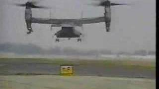 Aircraft-Helicopter V22 Crash