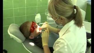 Как научить ребенка не бояться лечить зубы(Телепрограмма 36.6 Екатеринбург, телеканал 41-домашний. Интернет-поддержка - портал Krasa66.ru., 2011-09-26T09:49:30.000Z)