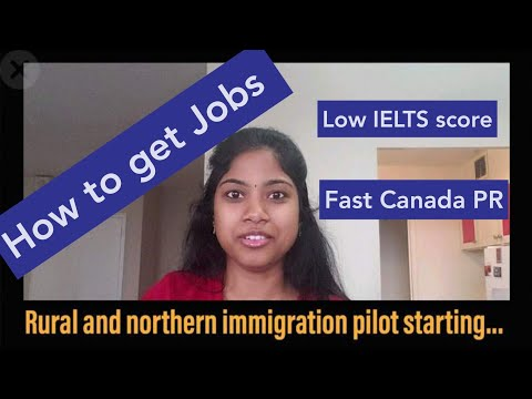 Rural And Northern Immigration Pilot |To Get Job In Canada From India|Fast Canada PR|Tamil|RNIP