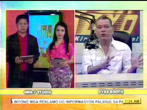 Double Your Money Scam - Bobby Nalzaro on Board Saksi
