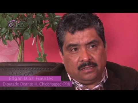 Entrevista a Édgar Díaz Fuentes, Diputado Distrito III. Chicontepec.
