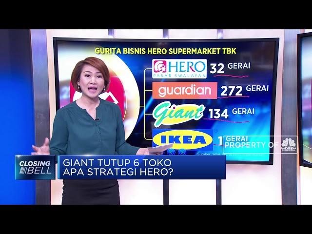 Giant Tutup 6 Toko Apa Strategi Hero?