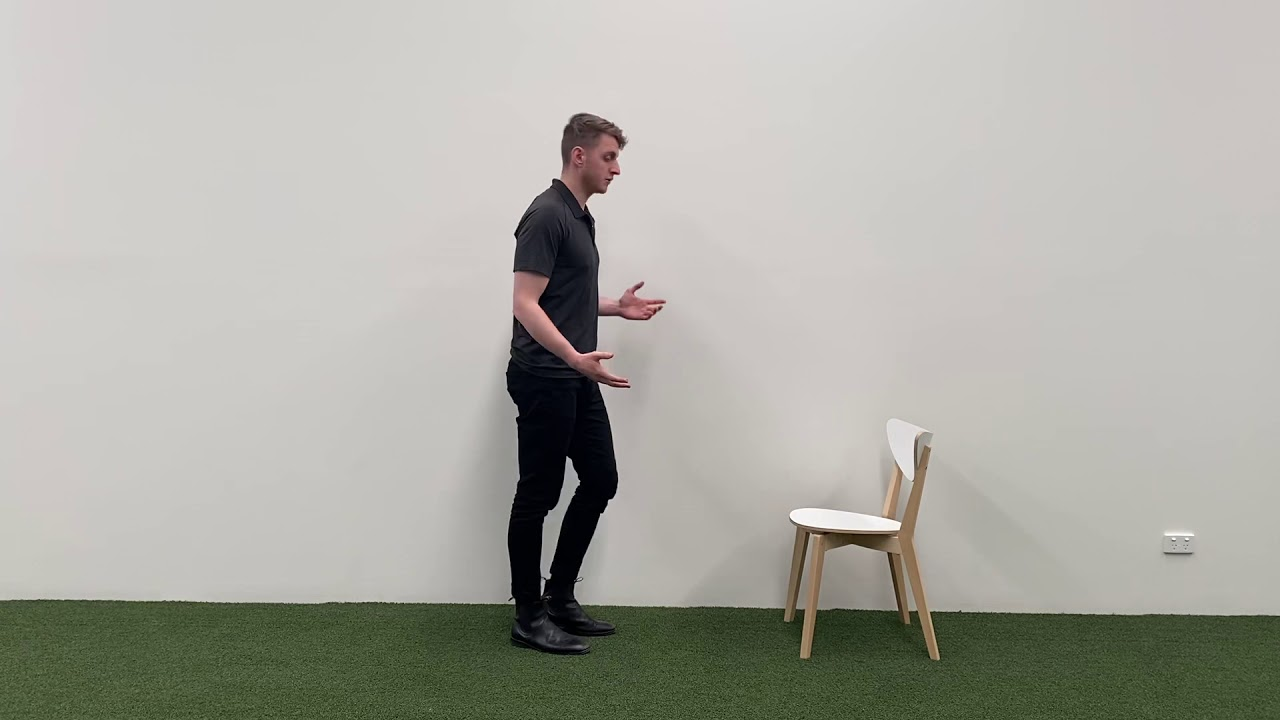 Hamstring Stretches