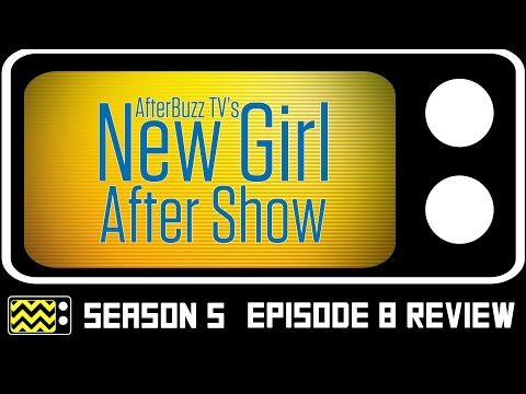 New Girl Season 5 Episode 8 Review & After Show | AfterBuzz TV