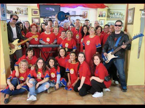 Almogávares de Calpe y 7M Band - Capitanía Cristiana 2016