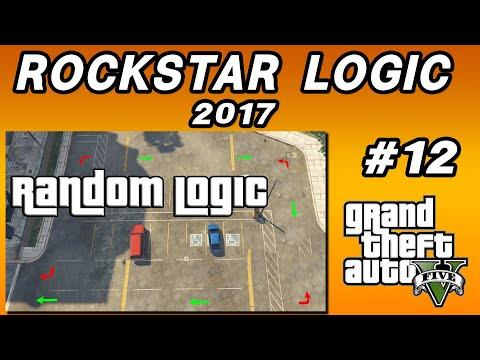 Random Rockstar Logic #2 (GTA V)