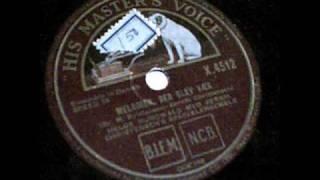 Melodien der blev væk. Bernhard Christensen. Copenhagen 1935.wmv