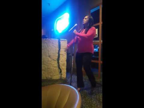 Rock steady baby!!! #karaoke