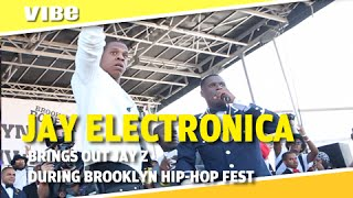 Jay Electronica Performs