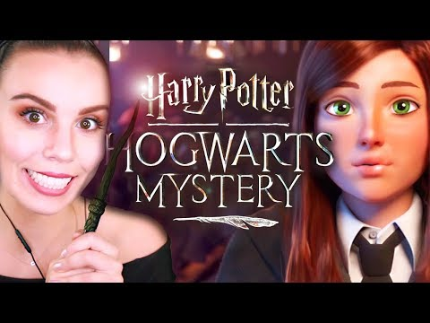 HARRY POTTER A HOGWARTS MYSTERY! OMG I HAVE A EXPELLED BROTHER?!