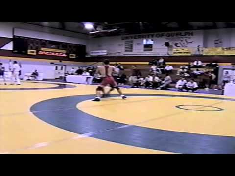 2002 Senior Greco National Championships: 66 kg Unknown vs. Stewart Petrie