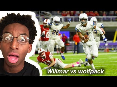 I CAUSED WILLMAR TO LOSE STATE CHAMPIONSHIPS(SAD ENDING)
