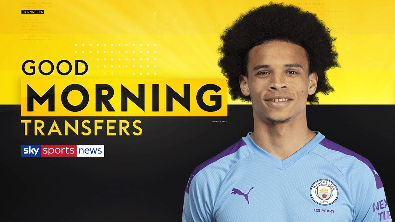 Will Leroy Sane leave Man City for Bayern Munich? | Good Morning Transfers