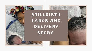 UNEXPECTED STILLBIRTH AT 34 WEEKS | Labor and Delivery Story of Baby Reign