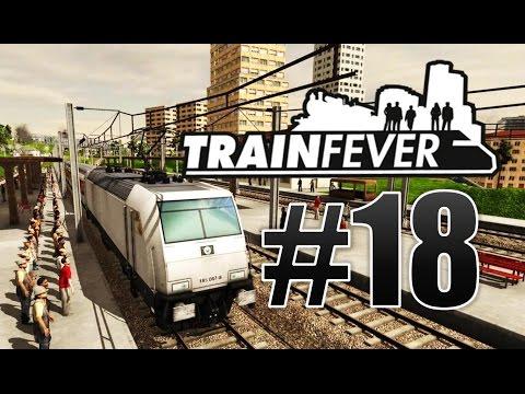Oil Line - 4 Bridge System - Train Fever Part 18