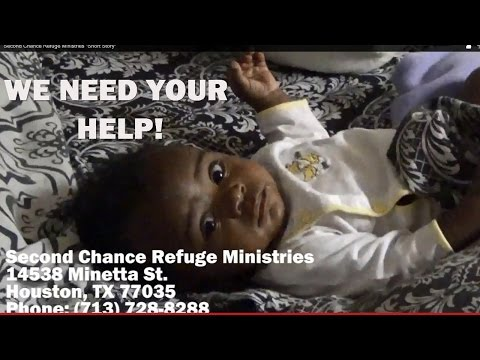 """Second Chance Refuge Ministries """"Short Story"""""""