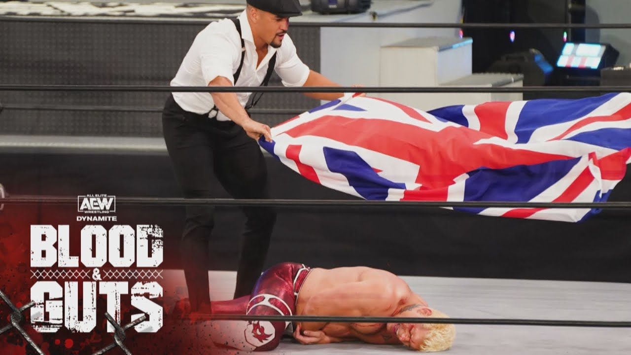What Until You See How the Cody Rhodes and QT Match Ended | AEW Blood & Guts, 5/5/21