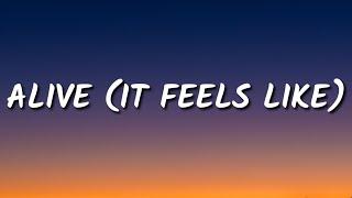 Alok - Alive (It Feels Like) (Lyrics)