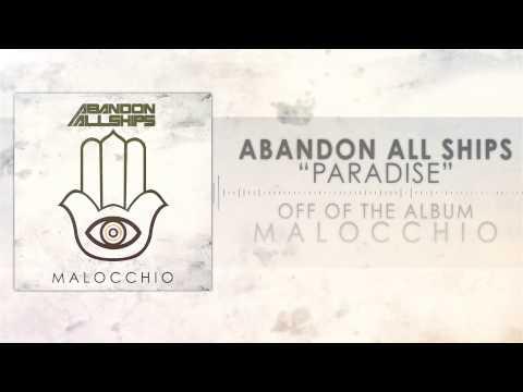 Клип Abandon All Ships - Paradise