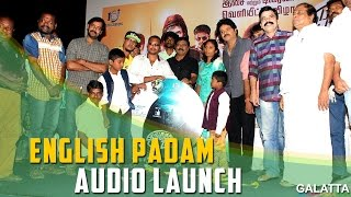 English Padam Audio Launch
