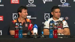 NRL Press Conference: Indigenous All Stars | NRL on Nine