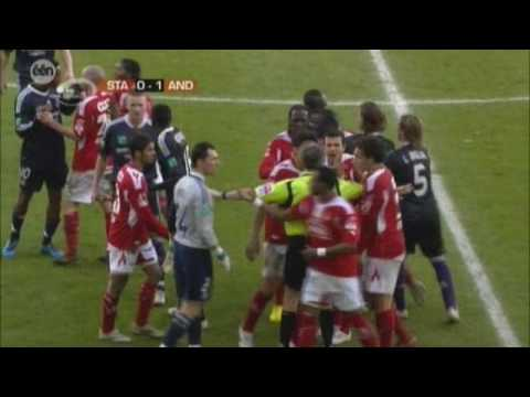 Standard De Liege - RSC Anderlecht 0-4