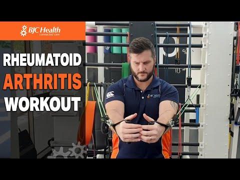 Rheumatoid Arthritis Workout