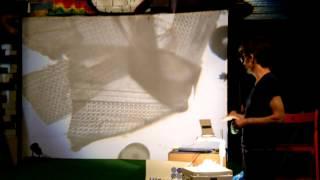 Световая инсталляция своими руками. Видео: Юлия КРАСНОПЕРОВА.(, 2015-09-11T07:32:26.000Z)