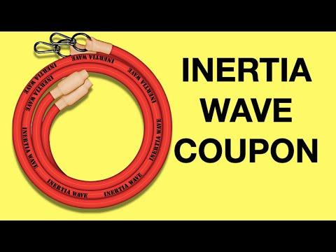 Inertia Wave Coupon Code + FREE Shipping