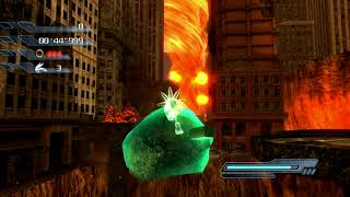 (WR) Sonic 06: Crisis City (Silver) Speedrun 0'53