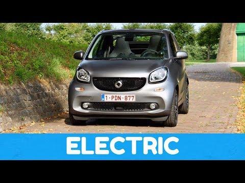 SMART Electric Drive 2017 - POV Test Drive