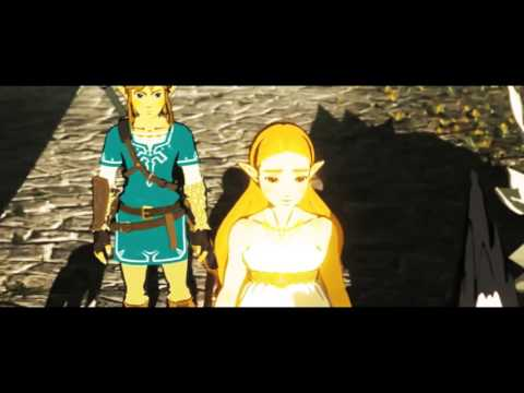 Epic Zelda Breath of the Wild GMV/AMV - Died in your Arms